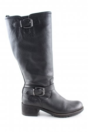 Ted and Muffy (Duo) Schaftstiefel schwarz Casual-Look
