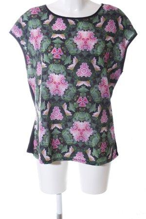 Ted baker ärmellose Bluse Blumenmuster Casual-Look