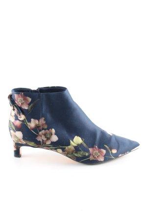Ted baker Ankle Boots Blumenmuster Elegant
