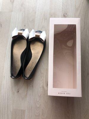 Ted baker Foldable Ballet Flats black