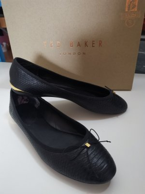 Ted Baker ballerinas schwarz