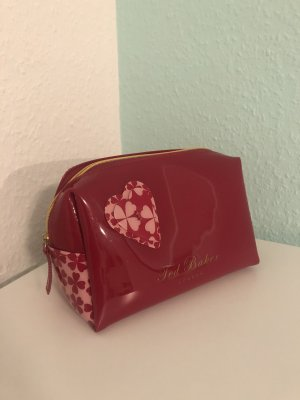 Ted Baker - Beautycase in rot-rosa