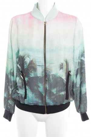 Ted baker Blouson Allover-Druck Casual-Look