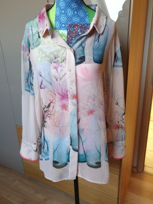 ted baker bluse s mit blumenmuster