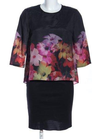 Ted baker Blusenkleid Blumenmuster Elegant