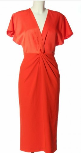 Ted Baker Bodycon Kleid orange *neu mit Etikett*