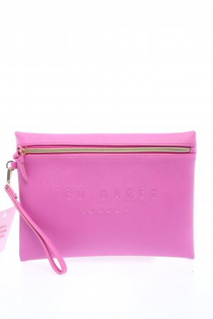 "Ted baker Clutch ""Saffiano Deboss Wristlet Pouch"" pink"