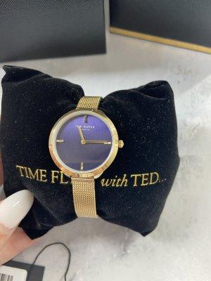 Ted Baker Elana Damen Uhr Metall Gold TE15198018