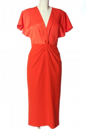 Ted baker Robe empire rouge style d'affaires