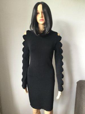 Ted baker Sheath Dress black viscose