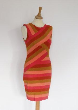 Ted baker Stretch jurk veelkleurig