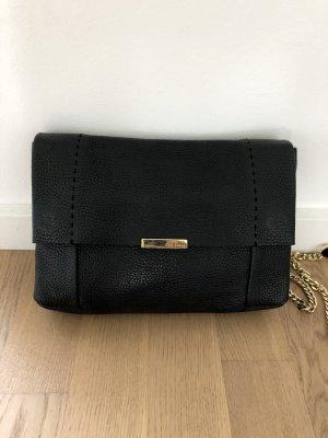 ❤️ Ted Baker Handtasche Schwarz Leder Tasche ❤️
