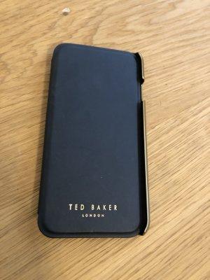 Ted baker Hoesje voor mobiele telefoons zwart-goud