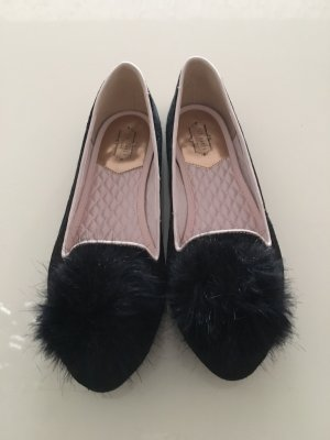 Ted baker Mary Jane Ballerinas black