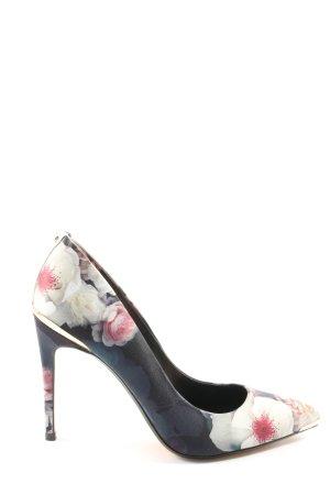 Ted baker High Heels flower pattern elegant