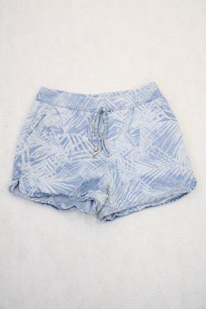 Ted Baker Hose Damen Shorts Jeanshose Jeans Gr. 32 (XXS) Blau