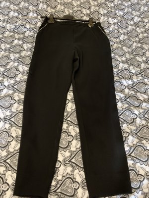Ted baker Pantalone jersey nero Poliestere
