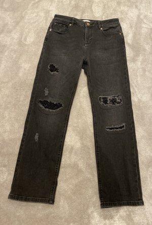 Ted baker Boyfriend jeans zwart