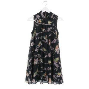 Ted baker Robe Babydoll multicolore polyester