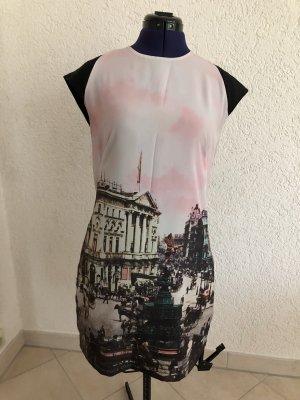 Ted Baker Kleid mit London Print