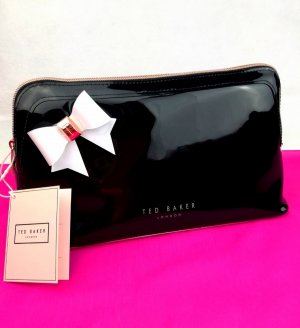 Ted baker Cosmeticabox zwart-wolwit