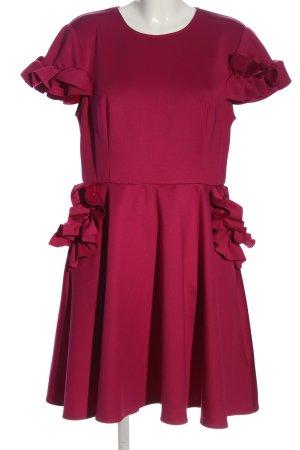 Ted baker Robe à manches courtes rose style décontracté