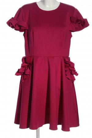 Ted baker Kurzarmkleid pink Casual-Look