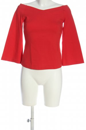 Ted baker Langarm-Bluse rot Casual-Look