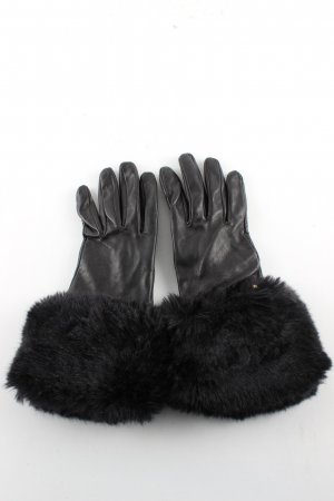 Ted baker Leather Gloves black casual look