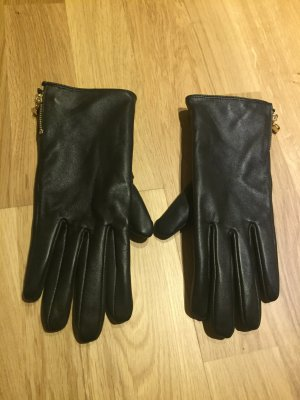 Ted baker Leather Gloves black leather