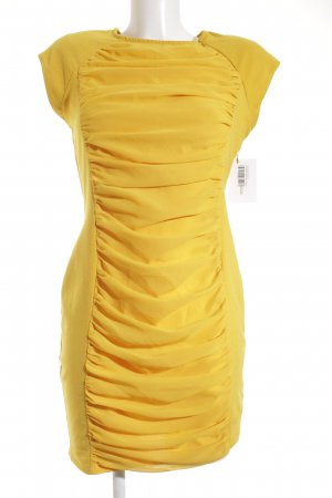 Ted baker Minikleid dunkelgelb-goldorange Elegant