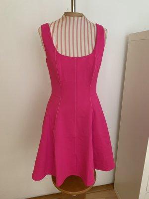 Ted baker Vestido línea A rojo frambuesa-magenta Poliéster