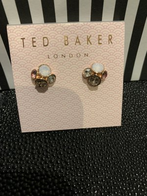 Ted baker Clou d'oreille or rose