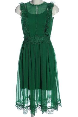 Ted baker Petticoatjurk groen elegant