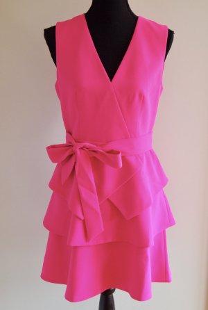 Ted Baker Reinah Minikleid Partykleid Cocktailkleid pink