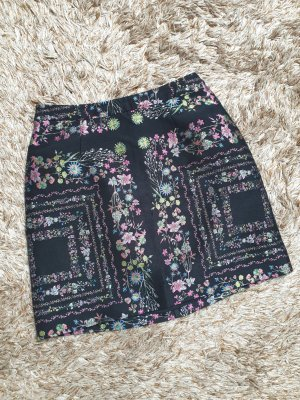 Ted baker Jupe taille haute multicolore