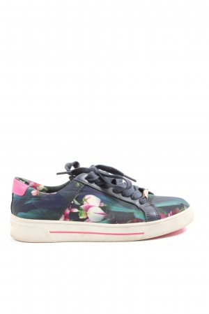 Ted baker Schnürsneaker Allover-Druck Casual-Look