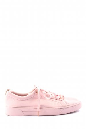 Ted baker Schnürsneaker pink Casual-Look
