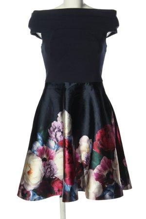Ted baker schulterfreies Kleid Blumenmuster Elegant