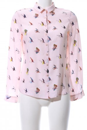 Ted baker Seidenbluse Allover-Druck Casual-Look