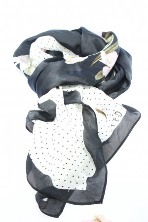 "Ted baker Panno di seta ""Elderflower Long Tie Scarf"""