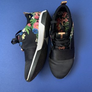 Ted baker High Top Sneaker black