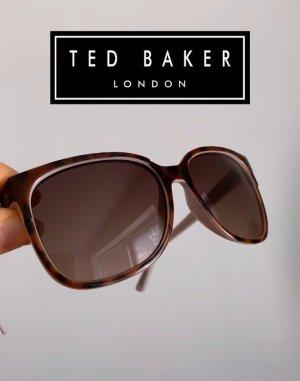 Ted Baker Sonnenbrille braun rosa Ray of Sunshine CAT3 wie neu