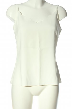 Ted baker Spaghettiträger Top creme Casual-Look