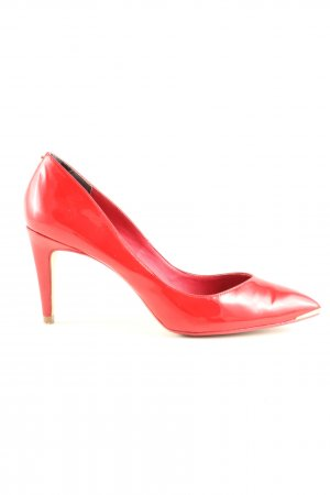 Ted baker Spitz-Pumps rot Business-Look