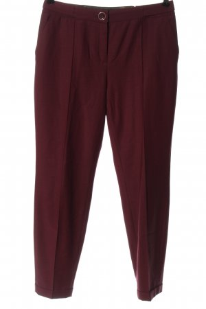 Ted baker Pantalone jersey rosso stile casual