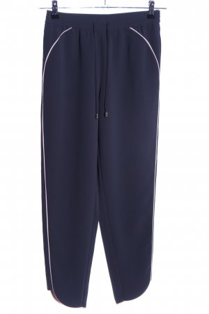 Ted baker Stoffhose blau Streifenmuster Casual-Look