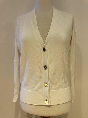 Ted baker Cardigan tricotés blanc cassé-crème viscose