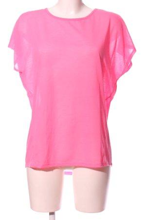 Ted baker T-shirts en mailles tricotées rose style d'affaires
