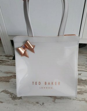 Ted baker Torebka z rączkami jasnoszary